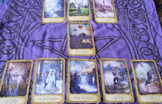 email tarot reading